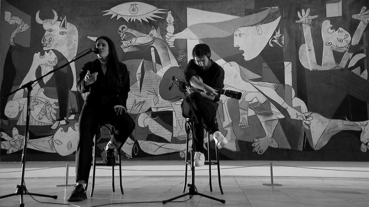 Suena Guernica - Rosalía & Refree (Teaser) - 17/04/17 - Ver ahora