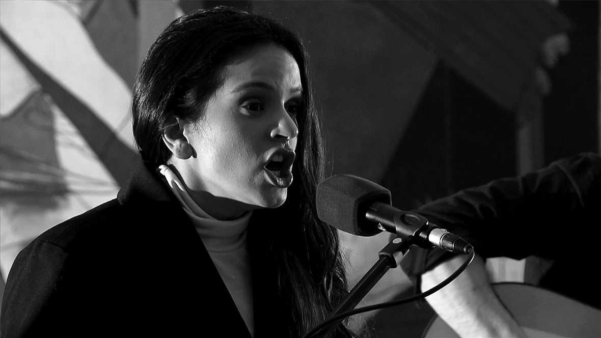 Suena Guernica - Rosalía & Refree, 'Catalina' - 19/04/17 - Ver ahora