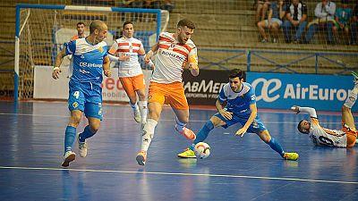 LNFS. Jornada 28. Plásticos Romero Cartagena 3-3 Palma Futsal. Resumen - ver ahora