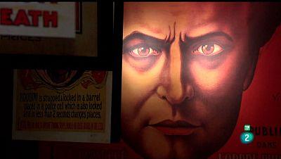 La Aventura del Saber. TVE. Houdini. Las leyes del asombro