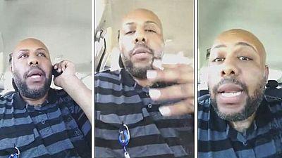 La policía de Cleveland busca a un hombre sospechoso de matar a un anciano mientras lo retransmitía por Facebook