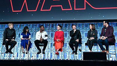 Se celebra una convención para los amantes de Star Wars en  Orlando, Estados Unidos