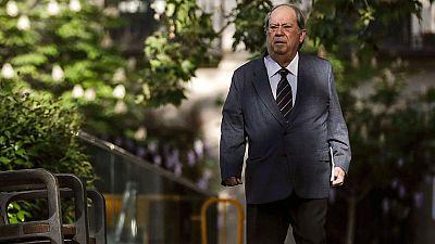 Prenafeta reconoce en el juicio por el 'caso Pretoria' que cobró comisiones ilegales y que defraudó unos 15 millones