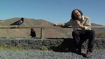 Luismi y el cuervo canario