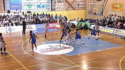 Baloncesto - Liga española femenina, Play off final 2º. Partido grupo A: Spar Center Uni Ferrol - Perfumerías Avenida, desde Ferrol - ver ahora