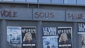 Francia, el voto extremista