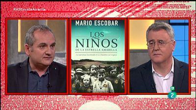 La Aventura del Saber. TVE. Mario Escobar. 'Los niños de la estrella amarilla'