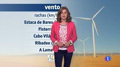 El tiempo en Galicia - 19/04/17