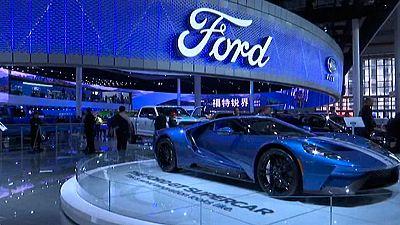 Ha abierto sus puertas el salón del automóvil de Shangai, en China