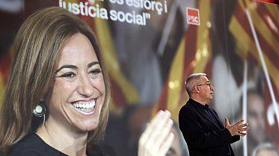 Personalidades de la sociedad civil, la cultura y la política rinden homenaje a Carme Chacón