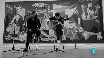 """Atención Obras - Radio 3 homenajea el Guernica: """"Suena Guernica"""""""