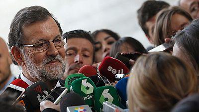 """Rajoy asegura que irá """"encantado"""" a declarar por la trama Gürtel"""