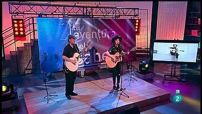 La Aventura del Saber. TVE. Música en directo. Random Thinking