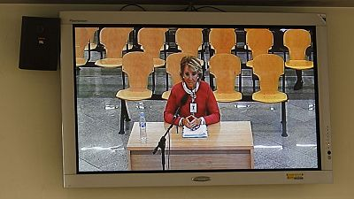 """Esperanza Aguirre declara que """"jamás"""" ha hablado con Correa"""
