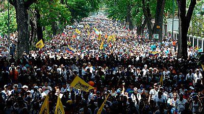 La oposición venezolana volverá a salir a la calle para mantener el pulso al presidente Maduro