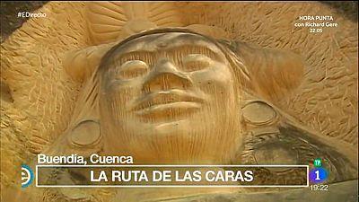 España Directo - Ruta por las caras de Buendía
