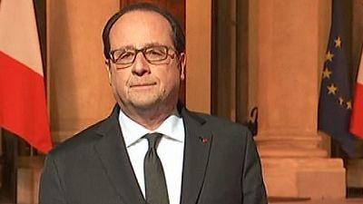 """Hollande confirma que el tiroteo de París es de """"carácter terrorista"""""""
