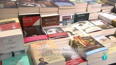 Punts de vista - Avanç de la diada literària i cultural de Sant Jordi que s'acosta