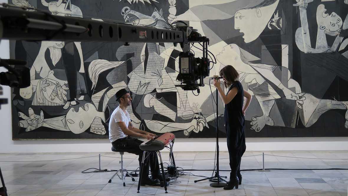 Suena Guernica - Marlango, 'Ay, pena, penita, pena' (Teaser) - 21/04/17 - Ver ahora