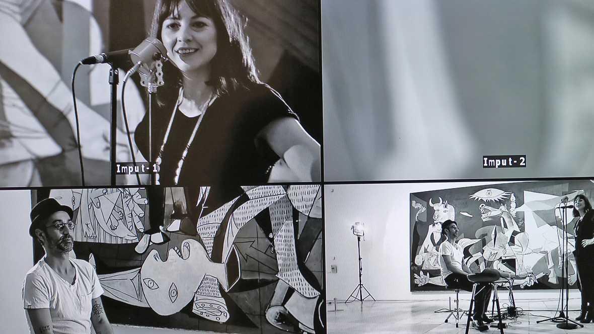 Suena Guernica - Marlango, 'Not without you' - 26/04/17 - Ver ahora
