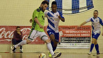 LNFS. Jornada 30. Bodegas Juan Gil Jumilla 2-7 Movistar Inter. Resumen