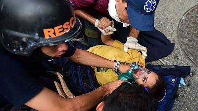 Las protestas contra Maduro desatan una ola de pillajes y disturbios en Venezuela