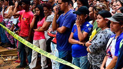 En Venezuela la oposición ha convocado una manifestación silenciosa
