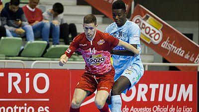 LNFS. Jornada 29. ElPozo Murcia 7-1 Pescados Rubén Burela. Resumen - ver ahora