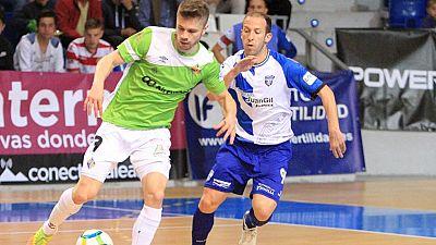 LNFS. Jornada 29. Palma Futsal 8-4 Bodegas Juan Gil Jumilla. Resumen - ver ahora