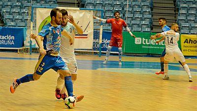 LNFS. Jornada 29. Santiago Futsal 4-0 Peñíscola RehabMedic. Resumen - ver ahora