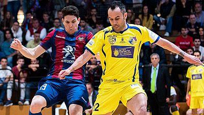 LNFS. Jornada 29. Levante 8-1 Gran Canaria FS. Resumen - ver ahora