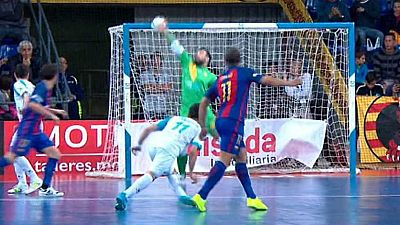 Fútbol Sala - Liga Nacional 29ª jornada: FC Barcelona Lassa - Catgas Energía - ver ahora