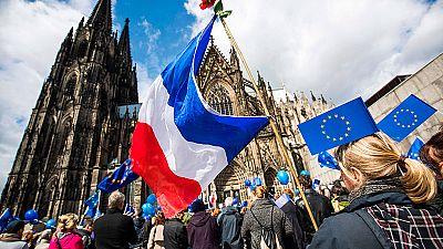 Las elecciones francesas marcarán el futuro de la UE