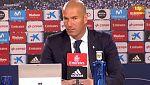 """Zidane: """"No merecimos perder"""""""
