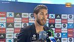 """Ramos: """"Piqué con tanta queja y tanto tuit se ha llevado el gato al agua"""""""