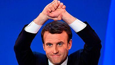 """Emmanuel Macron: un ex banquero por una Europa """"de varias velocidades"""""""