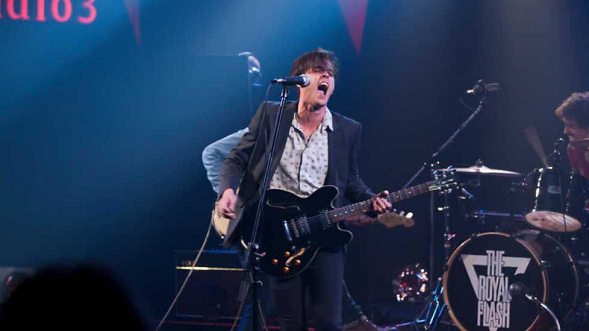 Los conciertos de Radio 3 - The Royal Flash - ver ahora