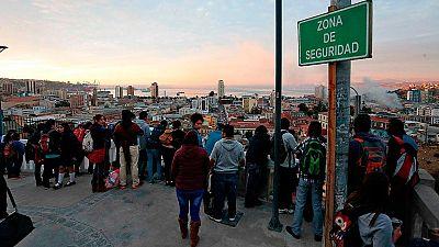 Un terremoto de magnitud 6,9 golpea Chile sin causar víctimas