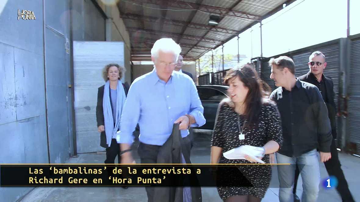 Hora Punta - Recibimos a Richard Gere