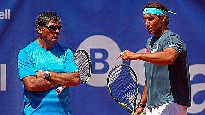 """Toni Nadal: """"Estoy satisfecho de ver jugar a Rafa otra vez bien"""""""