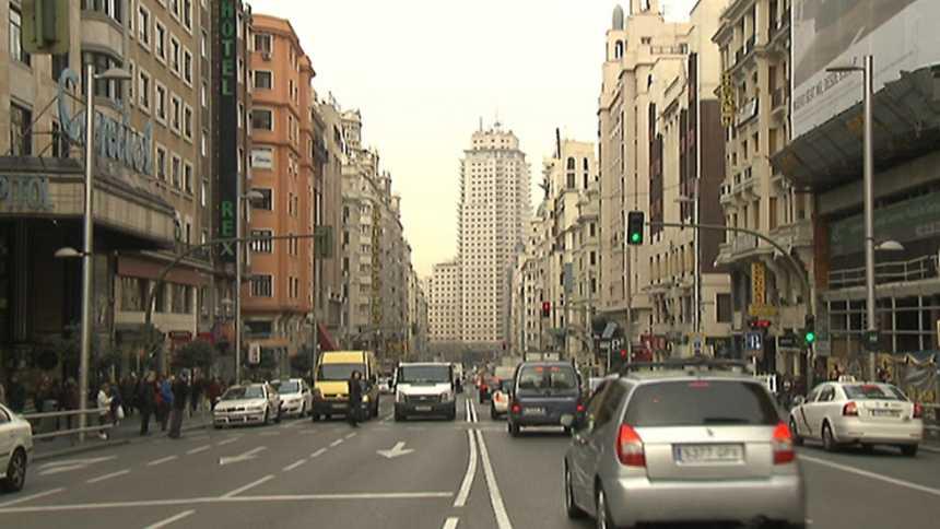 El Tiempo en la Comunidad de Madrid - 25/04/17