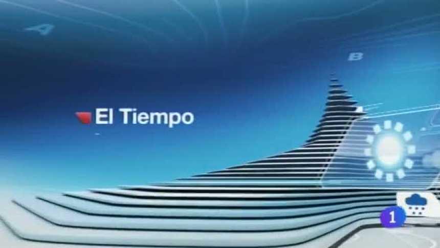 El Tiempo en Castilla-La Mancha - 25/04/17