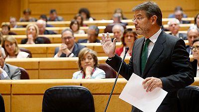 Catalá desvincula su SMS a Ignacio González de la Operación Lezo