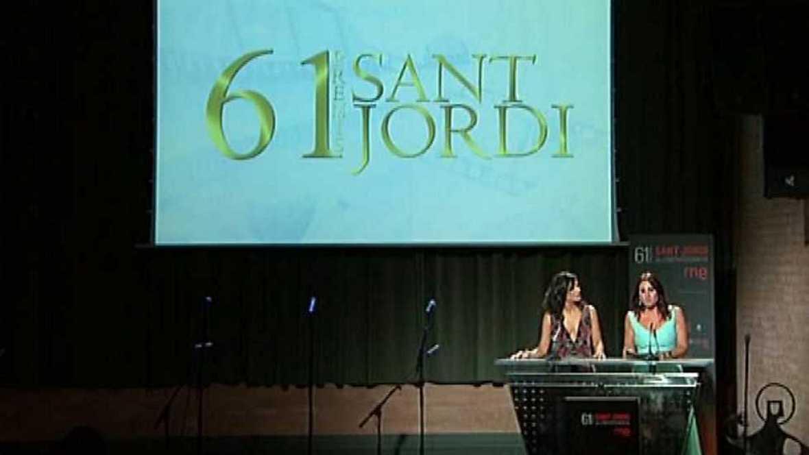 Premios Sant Jordi de Cinematografía 2017 - ver ahora