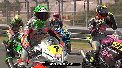 Motociclismo - Campeonato de España de Velocidad 2017. Prueba Valencia - ver ahora