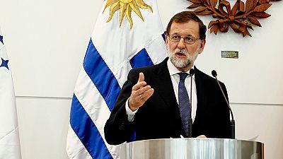 """Rajoy afirma que es """"ahora con el PP"""" cuando se está actuando contra la corrupción"""