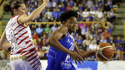 Baloncesto - Liga española femenina. Play Off Final: Perfumerías Avenida - Spar Citylift Girona - ver ahora