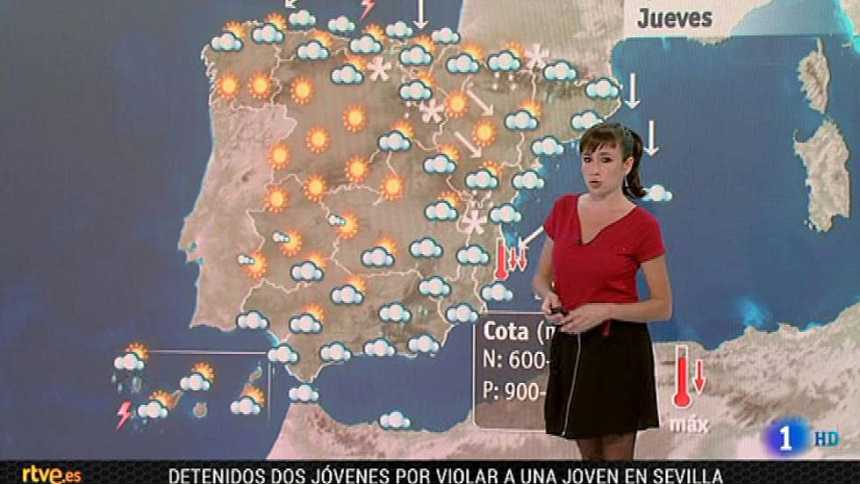 Descenso notable de temperaturas