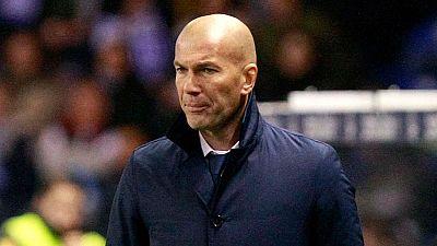 """Zidane: """"No hay equipo A ni B"""""""