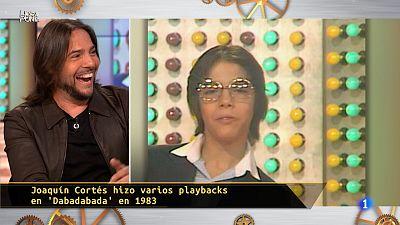 Hora Punta - ¡No te pierdas  a Joaquín Cortés con solo 10 años en televisión española!